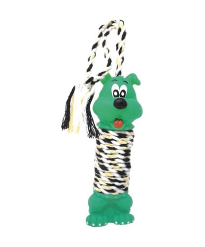 Cachorro Com Corda