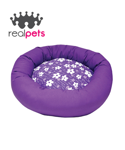 Cama Redonda - Real Pets