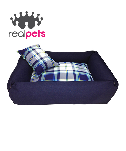 Cama Retangular - Real Pets Copy