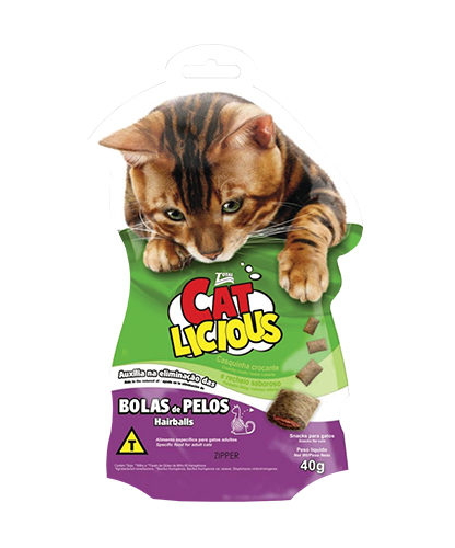 Cat Licious - Anti Bolas De Pelos