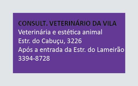 Consult. Veterinário Da Vila