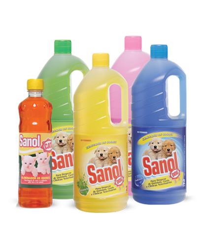 Eliminadores De Odores Sanol