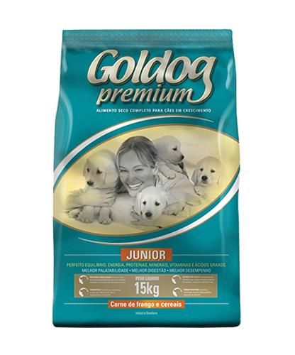 Goldog premium junior
