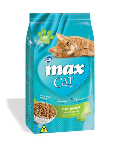 Maxcat castrados