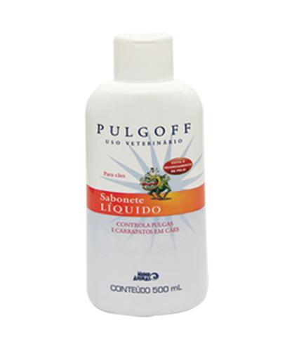 Pulgoff Sabonete Líquido