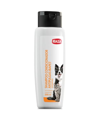 Shampoo Condicionador Antipulgas Ibasa