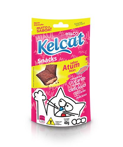 Snacks Kelcat - Atum