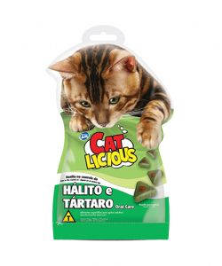 Cat Licious - Hálito & Tártaro