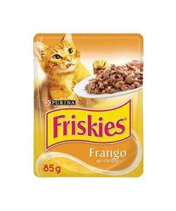 Friskies Sachê - Frango Ao Molho