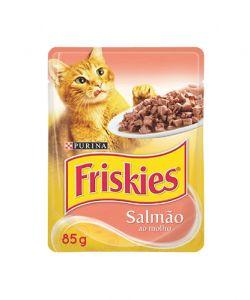 Friskies Sachê - Salmão Ao Molho
