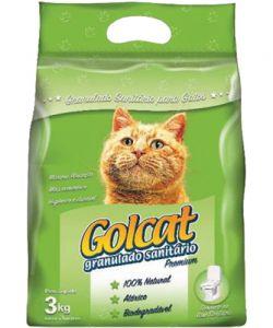 Granulado Sanitário Golcat