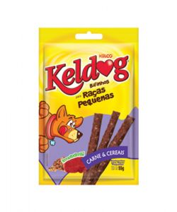 Bifinhos Keldog - raças pequenas (carne e cereais)