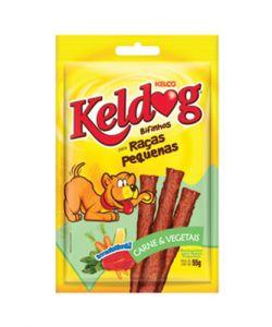 Bifinhos Keldog - Raças pequenas (carne e vegetais)