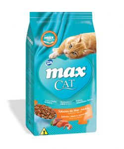 Maxcat sabores do mar