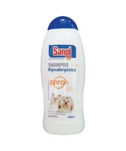 Shampoo Sanol Hipoalergenico