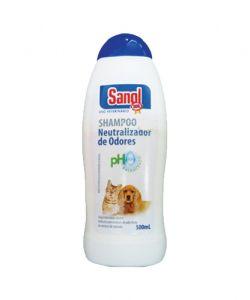Shampoo Sanol Neutralizador De Odores