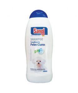 Shampoo Sanol Pelos Claros