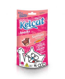 Snacks Kelcat - Salmão