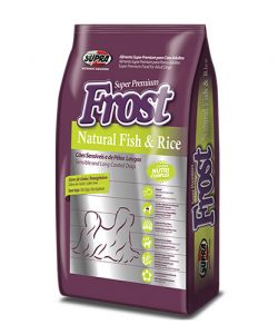 Frost Natural Fish & Rice